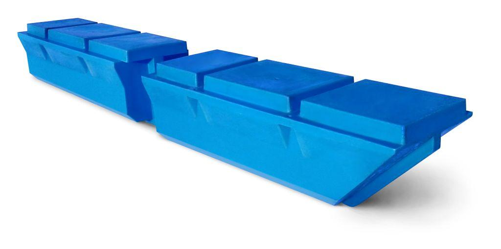 плавучий модуль поплавок